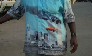 teeshirt 11 septembre 2