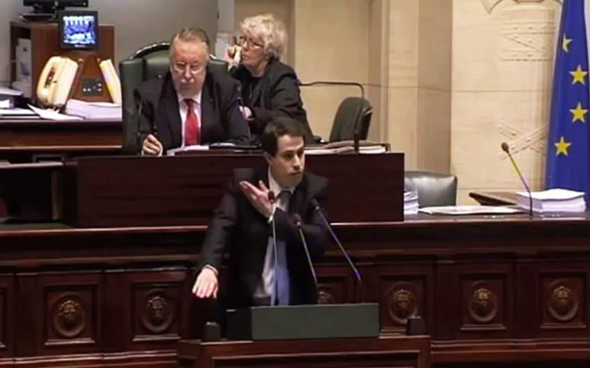 Grand Angle sur le député antisémite Laurent Louis