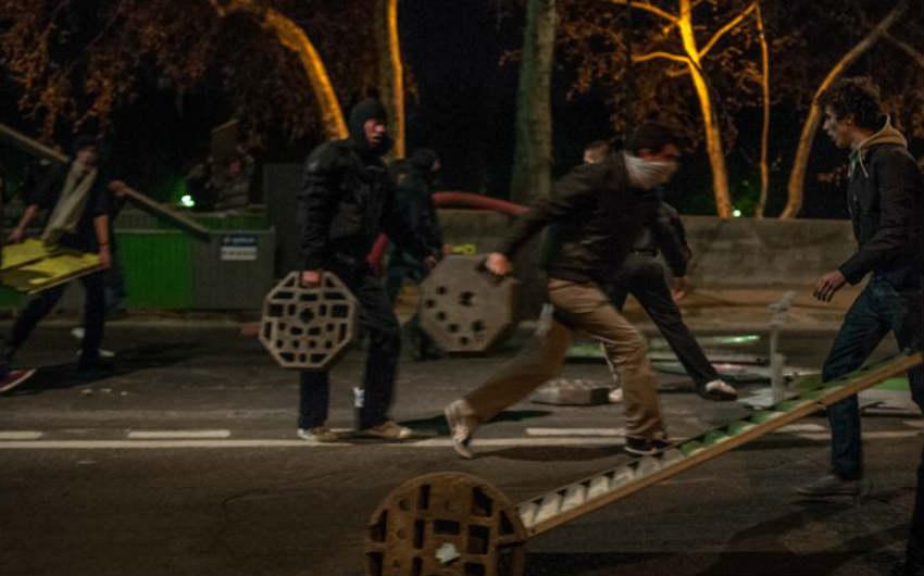 Manifestation anti-Hollande qui tourne à l'antisémitisme : 150 interpellations et plus de 19 policiers blessés !