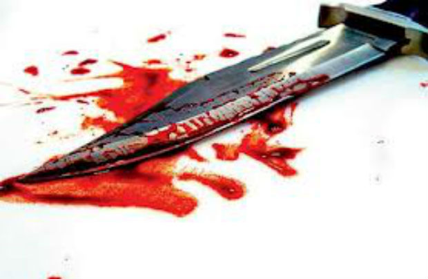 couteau sanglant
