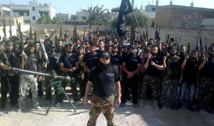 En Syrie, la cinquième colonne islamiste