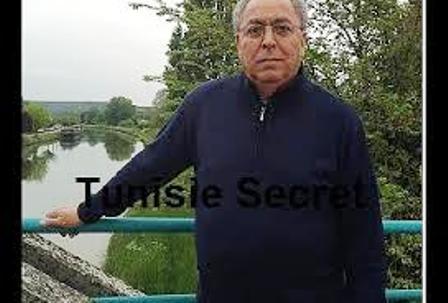 Salem Ben Ammar, journaliste tunisien