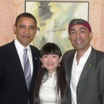 Barack_Ndesanjo_China-