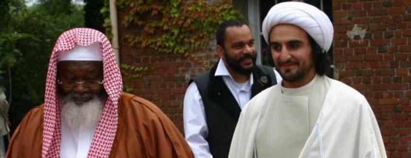 Dieudonné au centre zahar, le 17.8.2008