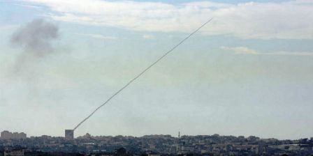 Hamas rocket