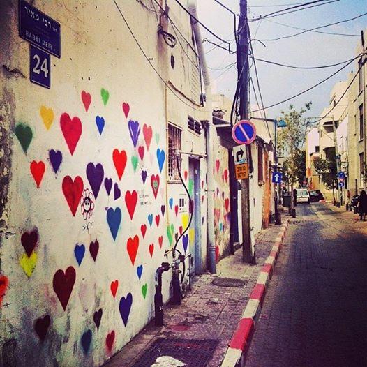 Israel - Rue Rabbi Meir - Tel Aviv