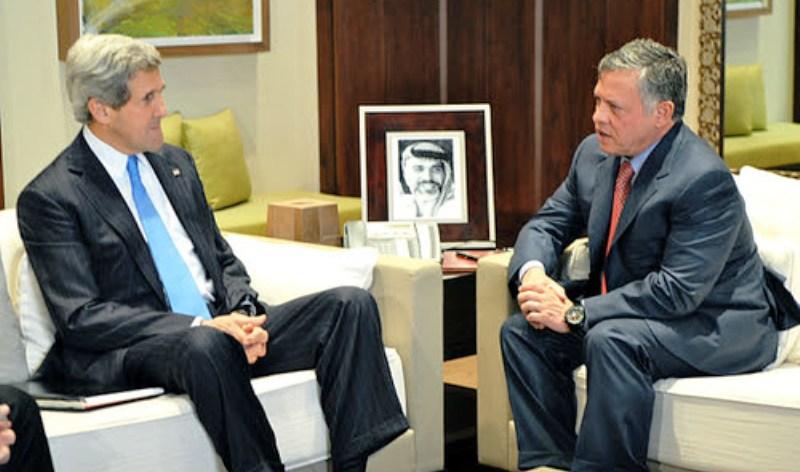 La Jordanie dit NON  à la « Conspiration » de John Kerry