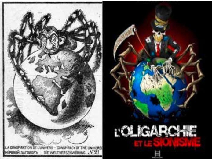 l oligarchie et le sionisme