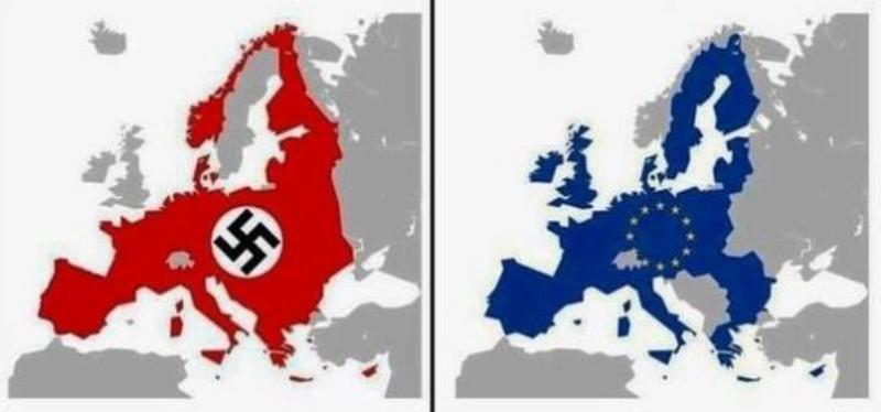 L'UE vers le IVème Reich? Les similitudes troublantes