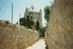 Jerusalem_Mount_Sion_Dormition_Church_3