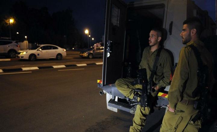 Nuit tendue pour les habitants du sud d'Israël