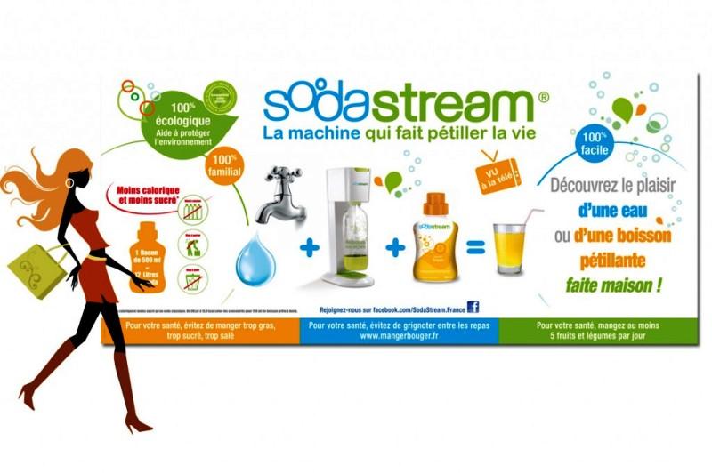 Boycottons les Boycotteurs. Sodastream est une usine « modèle » au coeur d'Israël.