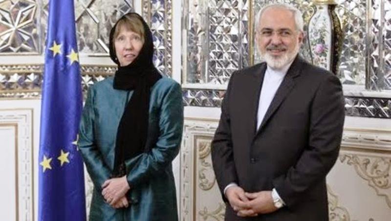 Catherine Ashton, digne représentante de la mentalité européenne