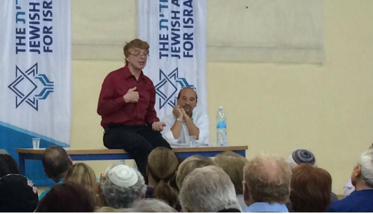 Exclusif : une interview de Guy Millière en Israël