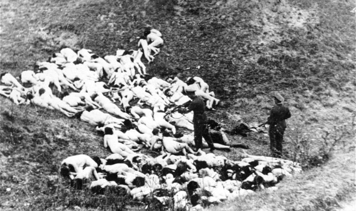 Vidéos: Journée mondiale de mémoire de l'Holocauste, 42 500 sites d'extermination et d'emprisonnement.