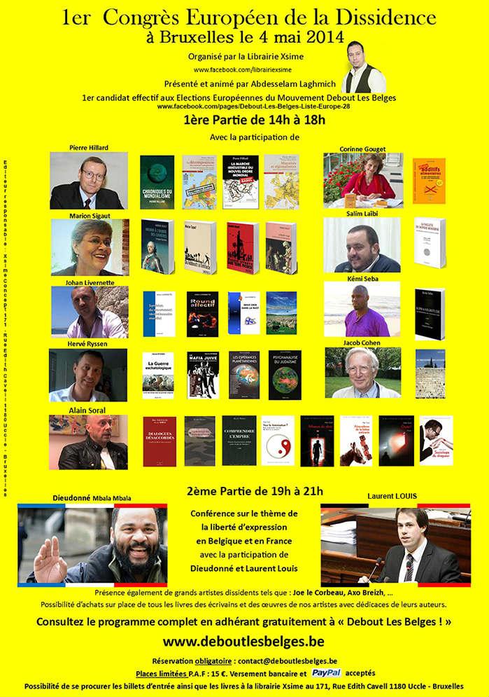 congrès de la dissidence