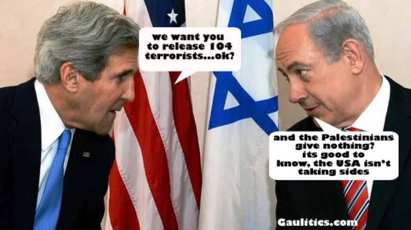 Lettre ouverte à John Kerry – «Cher John» par Daniel Greenfield
