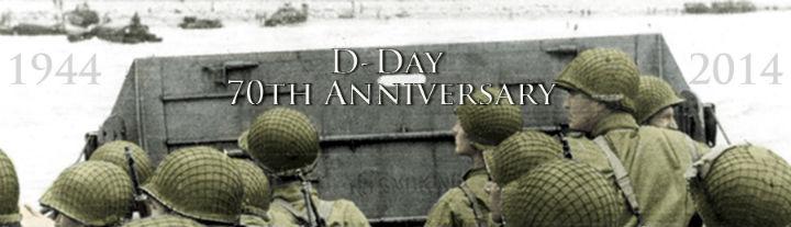 D-Day Débarquement en Normandie