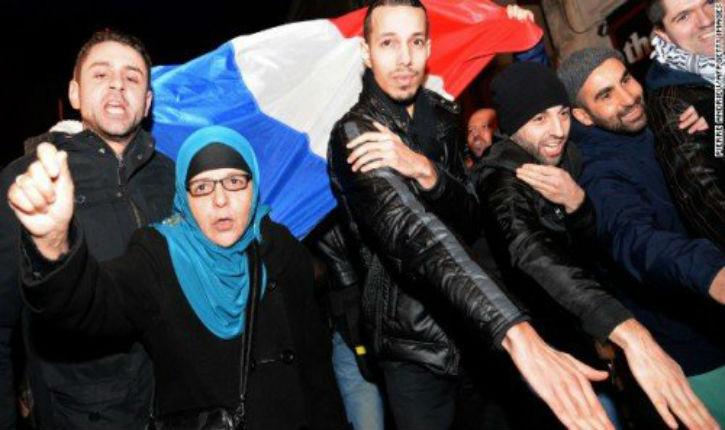 La France est antisémite et critique ceux qui le disent