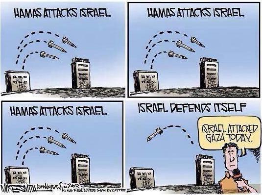 dessin l hamas attaque Israel n