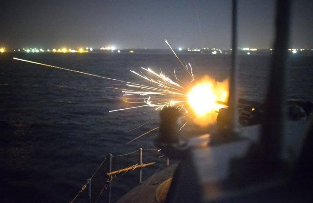 tirs de la marine israélienne sur Gazare
