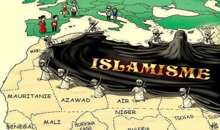 Israël est l'avant-poste de l'Occident contre l'islamisme
