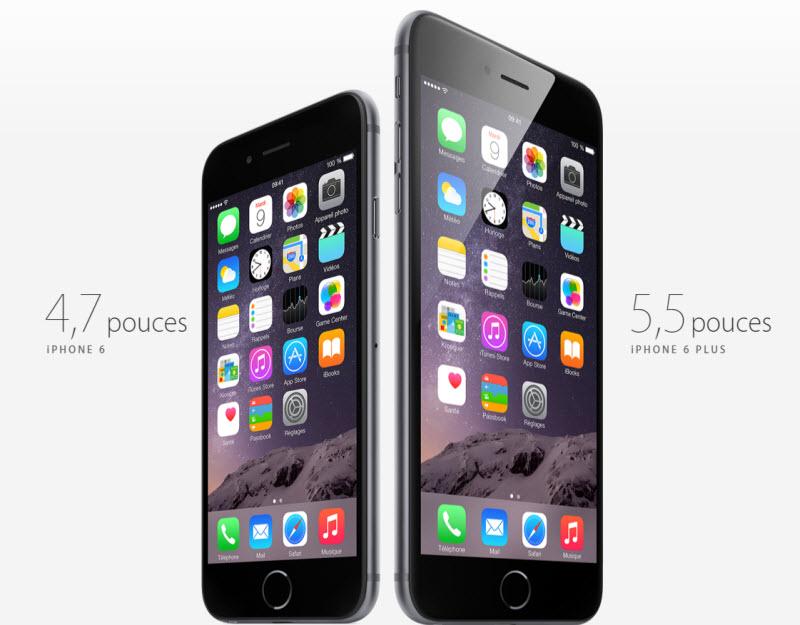 Une partie de l'iPhone 6 a été créé en Israël
