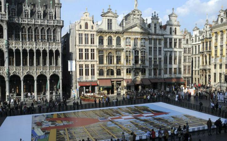 Le nouvel antisémitisme à Bruxelles : Les yeux grands fermés, par Alain Destexhe
