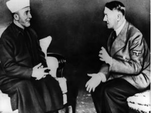 Amin al-Husseini reçu par Hitler le 9 décembre 1941