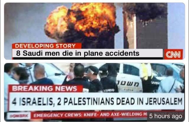 Si CNN traitait l'information concernant les USA de la même façon...