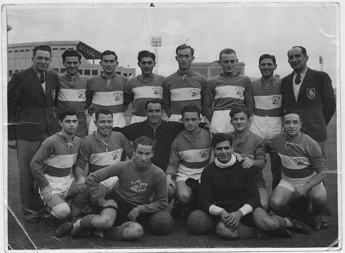 Equipe de foot palestine