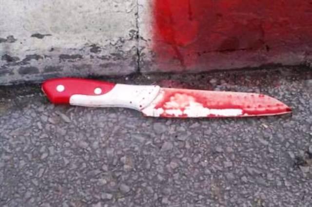 Knife-in-Hagana-station-attack