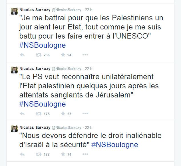 Nicolas Sarkozy Boulogne