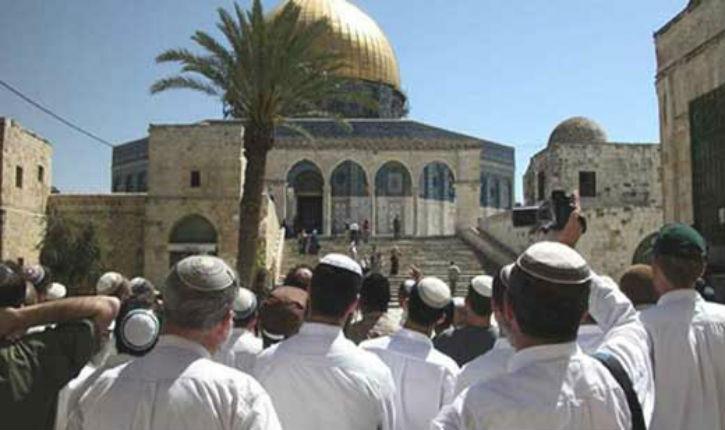 Les Juifs ont le droit de prier sur le mont du Temple!  par Lucien Oulahbib