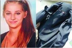 Samra Kesinovic, 16 ans : avant et après.