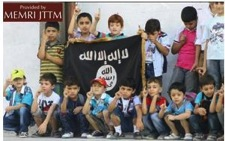 Photo de classe en Syrie