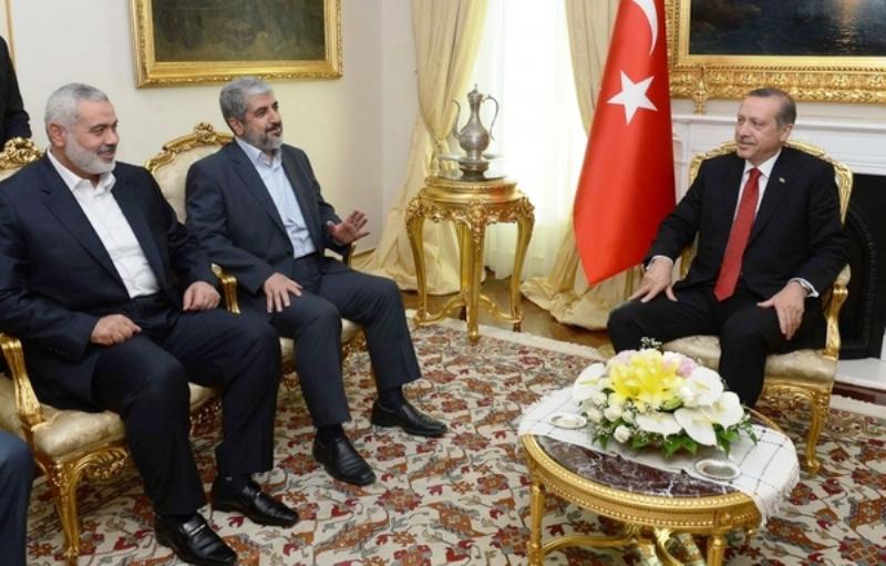 La Turquie d'Erdogan a épousé les thèses d'un certain  Topcu : d'où son hospitalité pour le Terrorisme arabe et son histoire d'amour avec le Hamas.