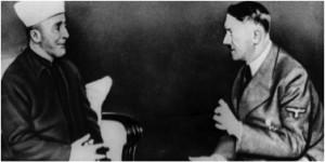 Mohammed Amin El Husseini et Hitler