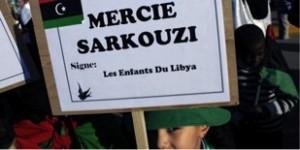 De la part des enfants libyens