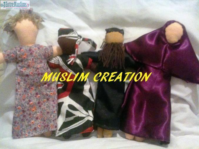 poupées islamiques 2
