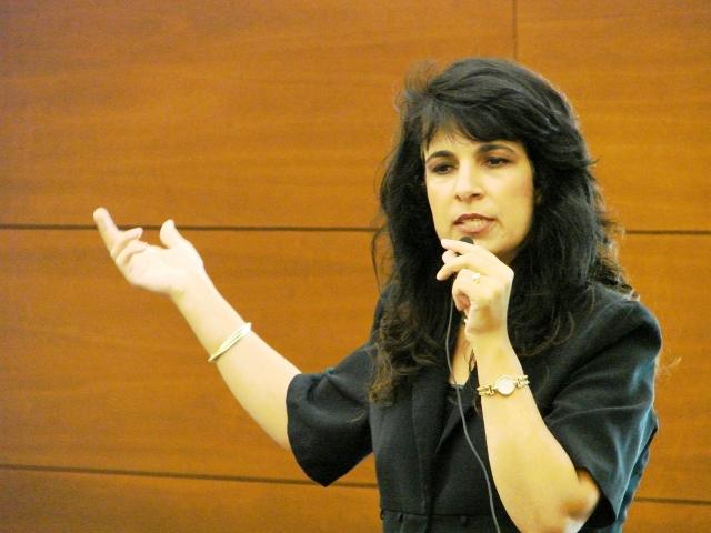 Nitsana Darshan-Leitner. (Photo: Shurat HaDin)