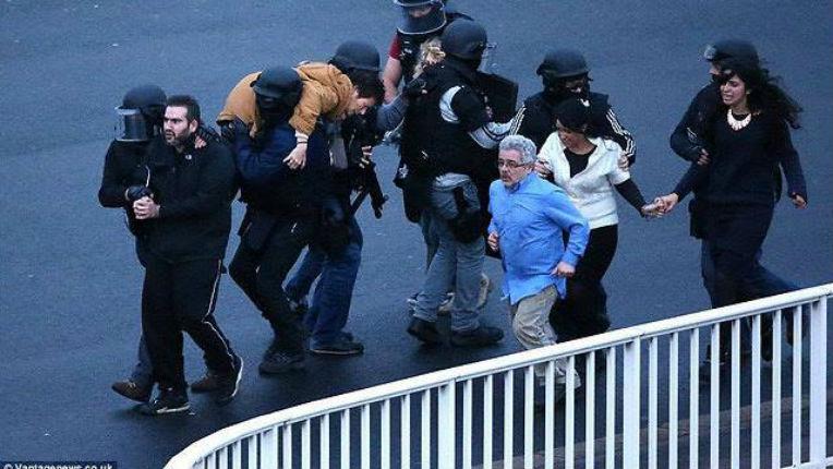 Dans l'Hypercacher: «Goy» parmi les otages, il se sent aujourd'hui «terriblement juif» il raconte l'agonie, le prêche, l'assaut